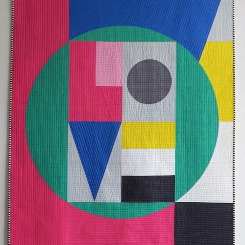 Love quilt by Sophie Zaugg