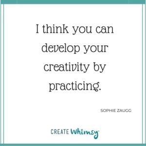 Sophie Zaugg Quote