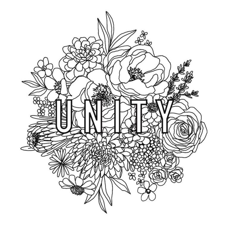 Alli Koch Unity flowers