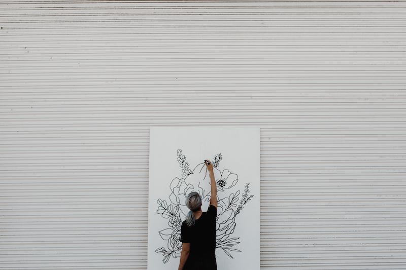 Alli Koch Painting