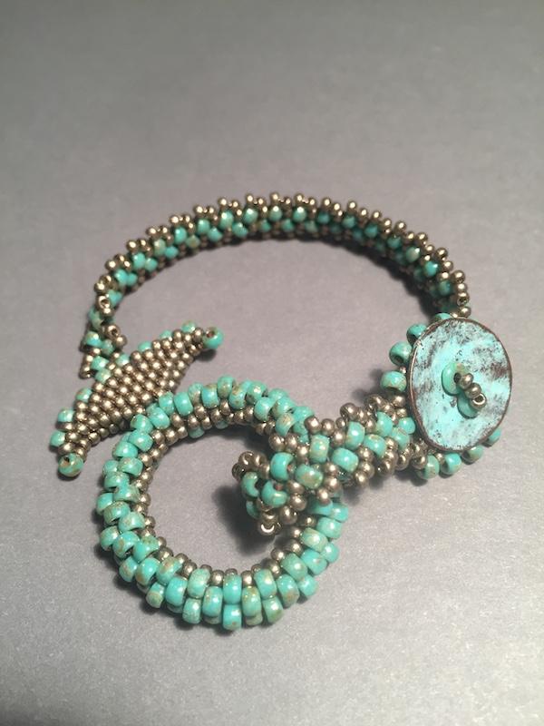 Multi-technique bracelet