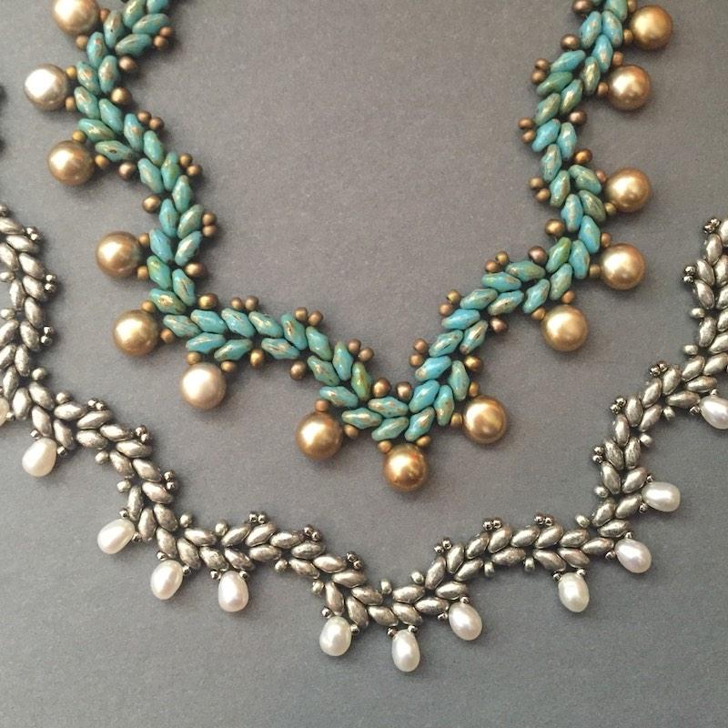 Gentle Waves necklace