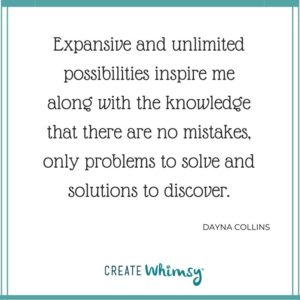 Dayna Collins Quote