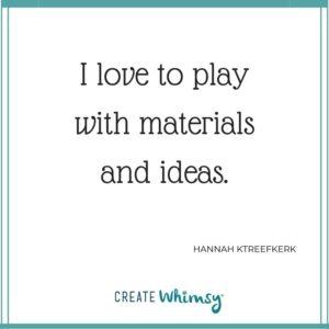 Hannah Ktreefkerk Quote