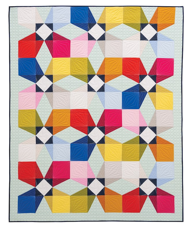 Spotlight: Heather Black, Modern Quilter and Designer