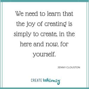 Jenny Clouston Quote