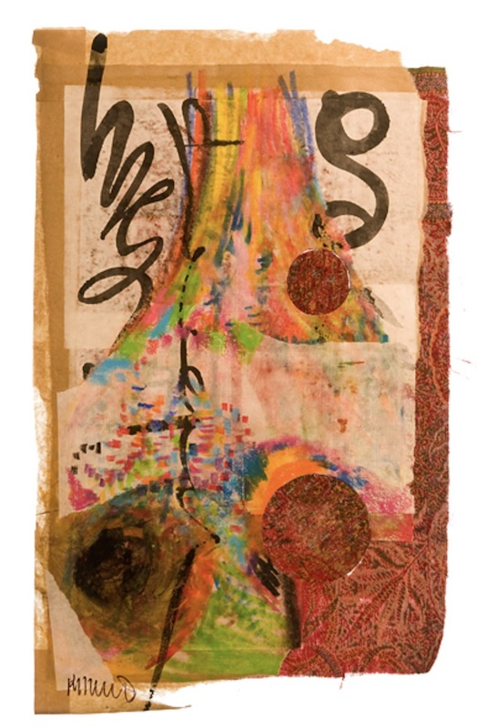 Piece in Rosalind's Listening Paintings