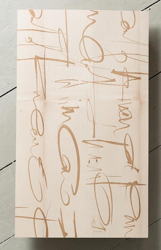 Piece in Rosalind's New Zurich Collection 2016