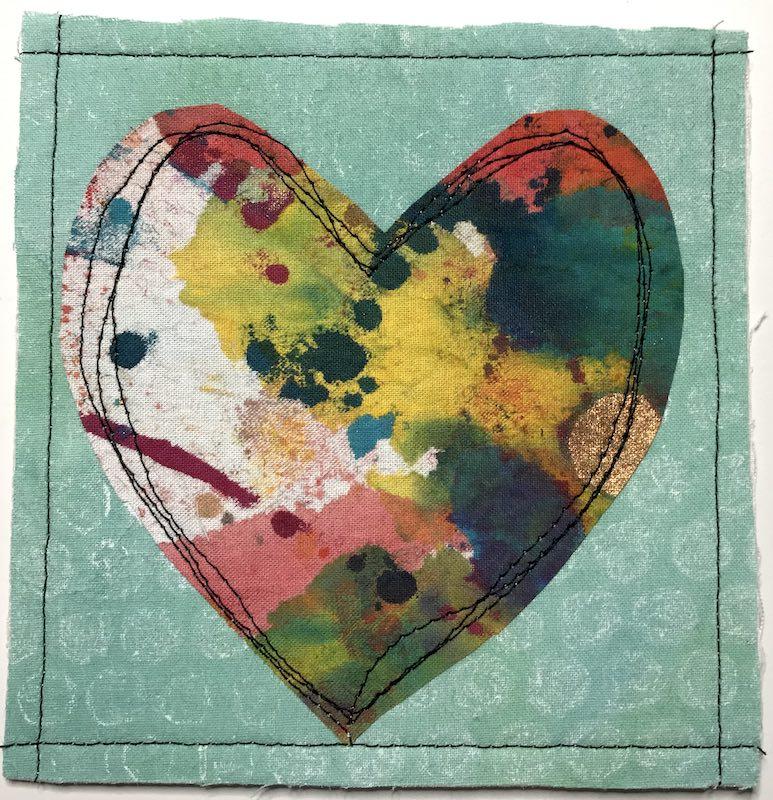 Finished Fabric Valentine 4 2021
