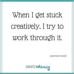 Kirsten Fisher Quote