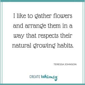 Teressa Johnson Quote