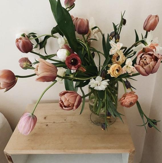 Teressa Johnson Flowers 1
