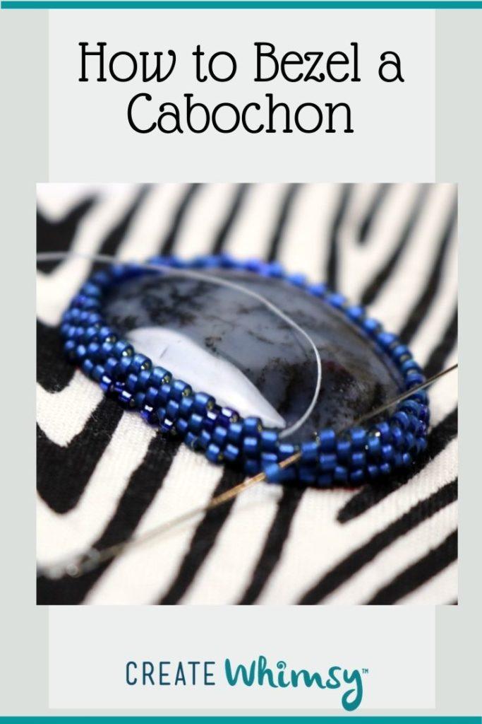 Bezel a Cabochon Pin 1