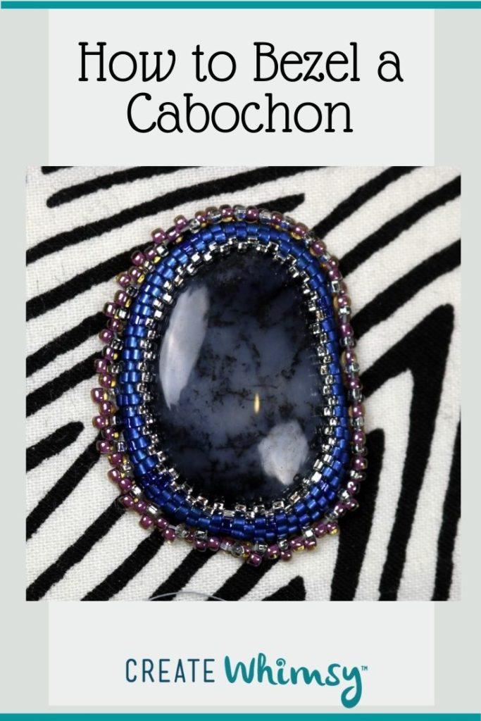 Bezel a Cabochon Pin 2