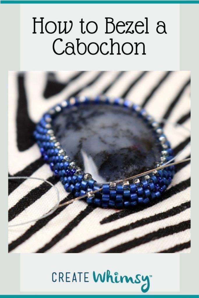 Bezel a Cabochon Pin 3