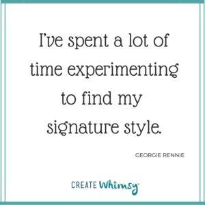 Georgie Rennie Quote