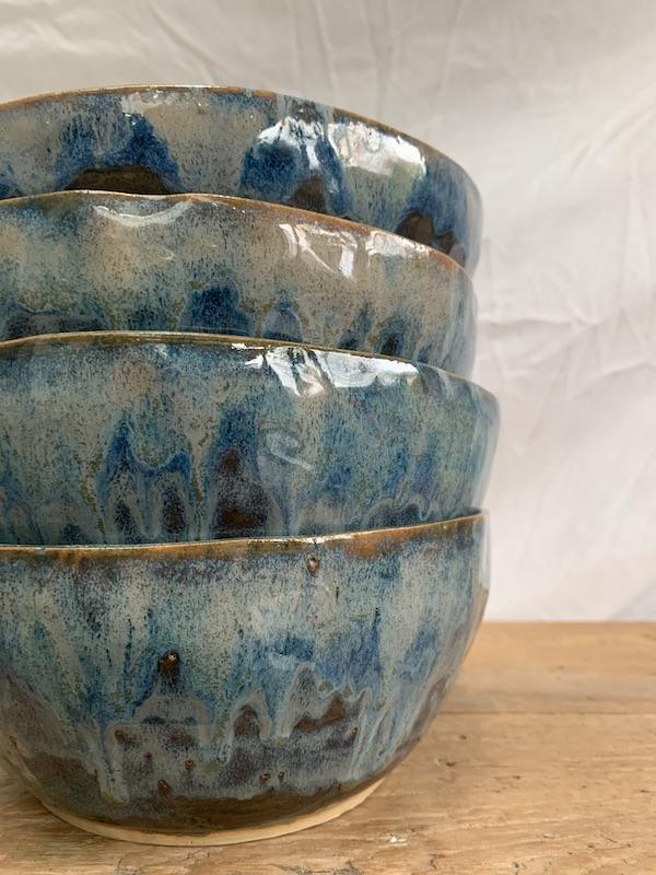 Spotlight: Georgie Rennie, Pottery Artist