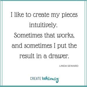 Linda Seward Quote