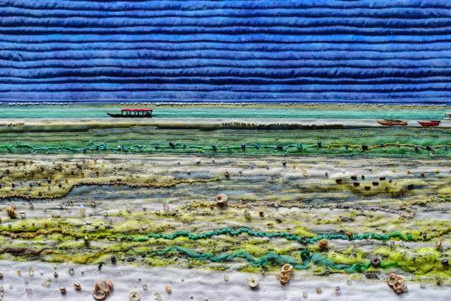 Zanzibar Beach Detail