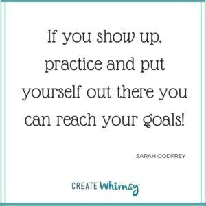 Sarah Godfrey Quote