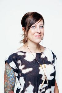 Amy Frazer portrait