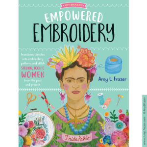 Empowered Embroidery cover