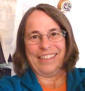 Ann Shaw portrait