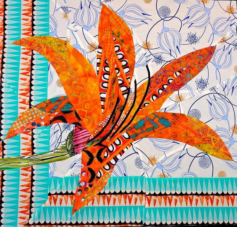 Spotlight: Ann Shaw, Art Quilter