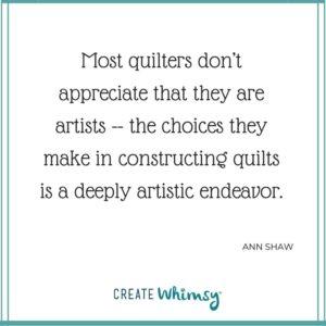 Ann Shaw Quote