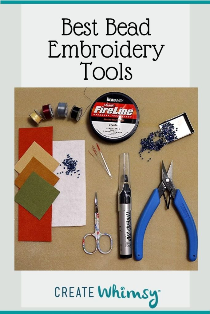 Best Bead Embroidery Tools
