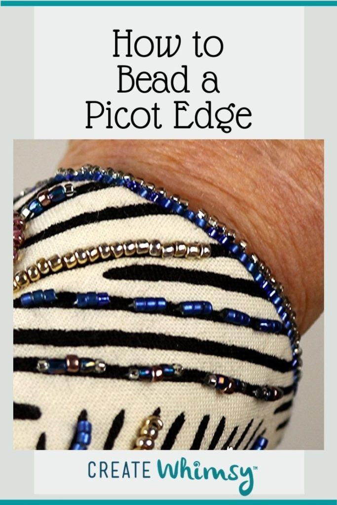 Beaded Picot Edge 4