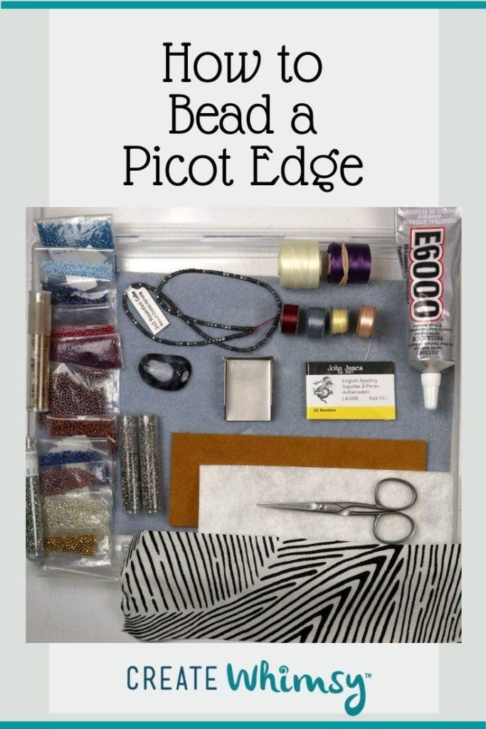 Beaded Picot Edge 5