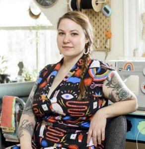 Emily Bellinger portrait