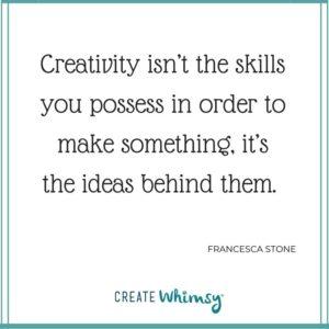 Francesca Stone Quote