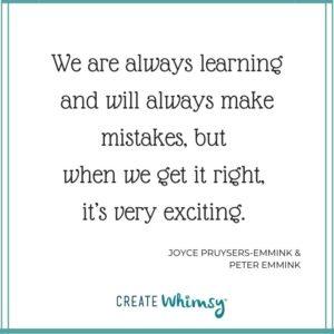 Joyce Pruysers-Emmink & Peter Emmink Quote