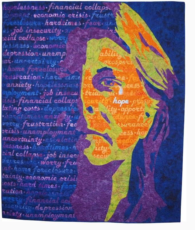 Spotlight: Michelle Jackson, Fiber Artist