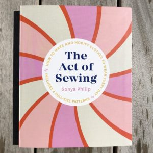 The Act of Sewing book cover