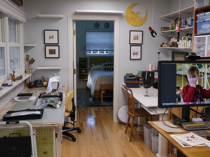 Becky's studio 1