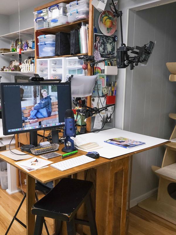Becky's studio 3