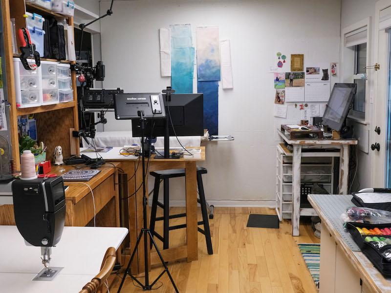 Becky's studio 2