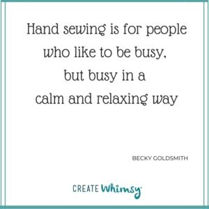 Becky Goldsmith Quote