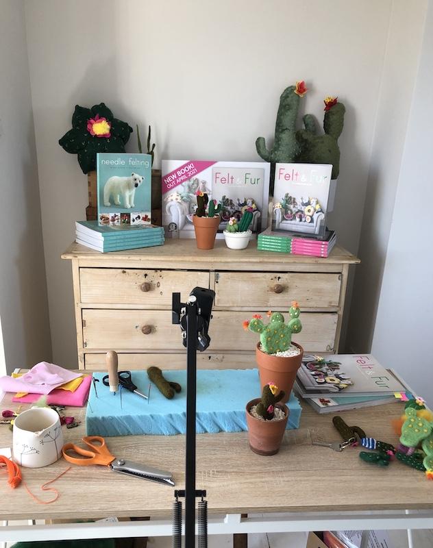 Emma's studio