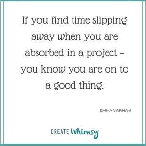 Emma Varnam Quote