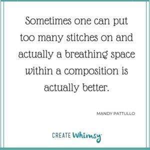 Mandy Pattullo Quote