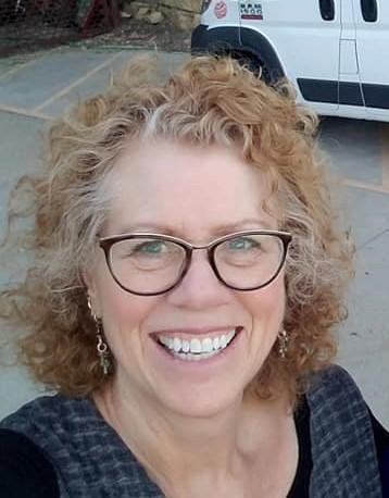 Nancy Cain portrait
