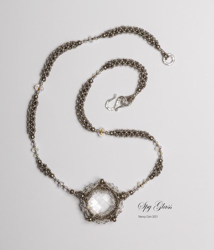 Spy Glass necklace
