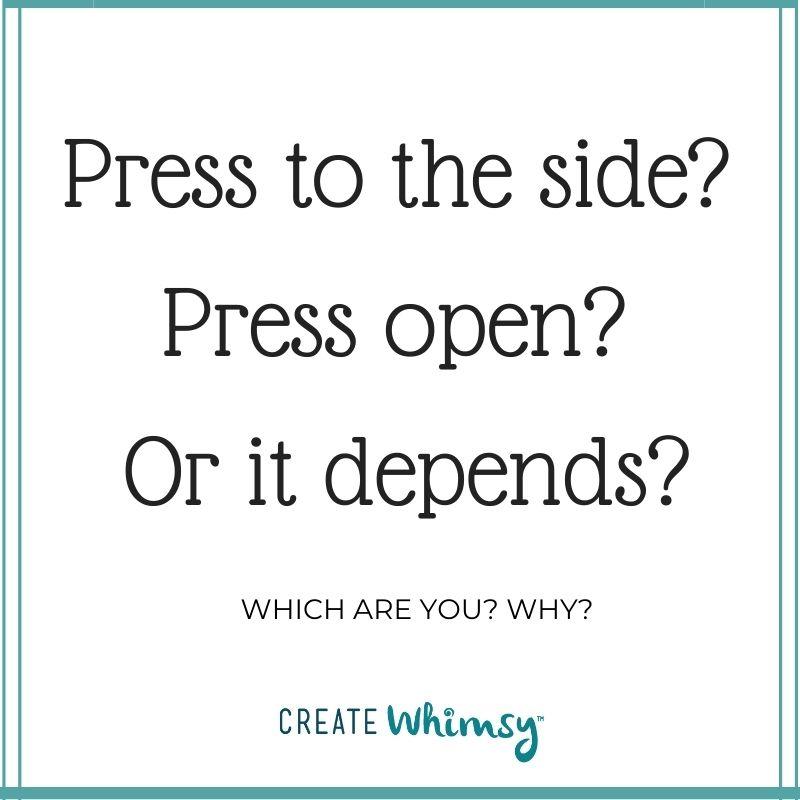 Press Question