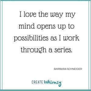 Barbara Schneider Quote