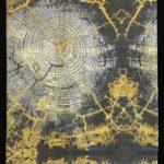 Line Dance, Tree Ring Patterns. Var. 15