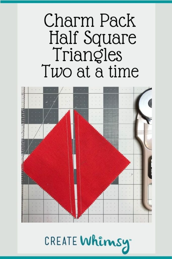 Charm Pack Half Square Triangles Pinterest Image 5